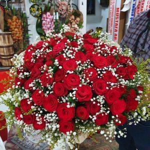 41 Lİ GÜL BUKET KIZ İSTEME-yenimahalle çiçek-ANKARA ÇİÇEK