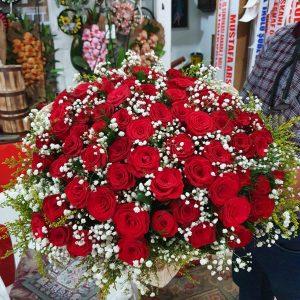 Yenimahalle Çiçek Siparişi (Ankara) - Çiçek 41 adet kırmızı gül