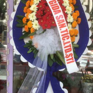açiliş düğün çelengi-yenimahalle çiçek-ankara çiçek