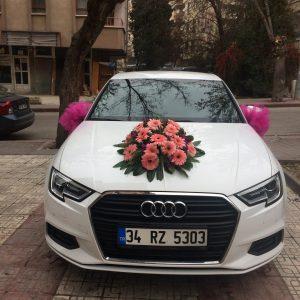 Ankara Yenimahalle çiçek-düğün-gelin arabası