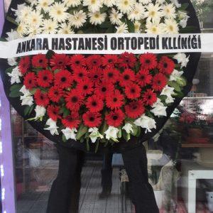 Karşıyaka Camii'ne Çelenk Siparişi | Ankara Çiçek Siparişi