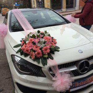 Gelin Arabası Süslemesi ... - Ankara Yenimahalle Çiçek Siparisi