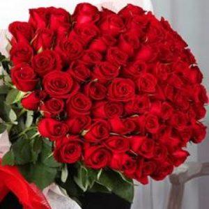 YENİMAHALLE Çiçekçi | YENİMAHALLE Çiçek ... kırmızı gül 101 adat-ankara