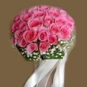 yenimahalle çiçek-pembe gül-sevgiliye-aşk-doğumgünü-yenimahalle çiçek