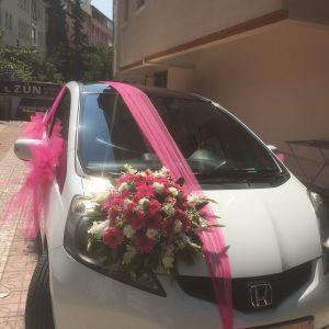 -düğün-GELİN ARABASI-YENİMAHALLE Çiçekçi | YENİMAHALLE Çiçek