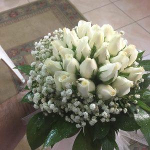 GELİN EL BUKETİyenimahalle-çiçek-ankara-çiçek