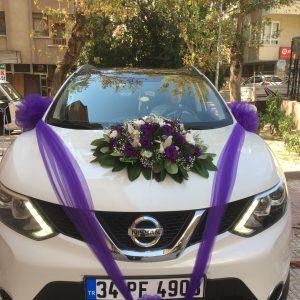 Gelin-Arabası-Süsleme | Ankara Çiçek Siparişi