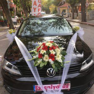 Ankara Yenimahalle Gelin arabası süslemesi , ucuz hediyeli ...
