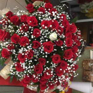 41 Gül Buketi Kız İsteme Çiçeği -ankara yenimahalle