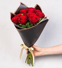 Yenimahalle Çiçek Siparişi & Çiçek Gönder kırmızı gül buket