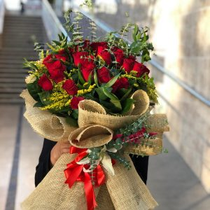 41 Gül Buketi Kız İsteme Çiçeği -ankara yenimahalle ...-etlik-ayvalı-keçiören